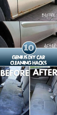 Car wash environmental issues make your business green eco genius diy car cleaning hacks solutioingenieria Images