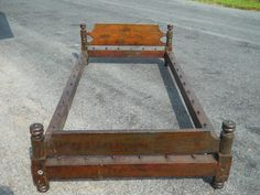 Antique Trundle Bed ~ Late 1700s ~ Central Virginia ~ Covesville Store