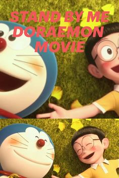 see stand by me movie doraemon movie Doraemon, Stand By Me, Mickey Mouse, Disney Characters, Fictional Characters, Movies, Stay With Me, Films, Cinema