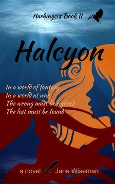 Book II of the Harbingers fantasy series