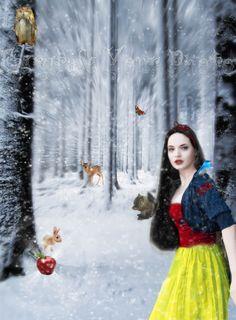 Snow White - Blancanieves versión digital