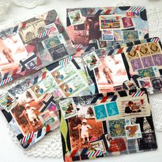 I think I look forward to the iHanna PCSmore everytime it comes around! It's only twice a year, I wish it was at least four! But since I'm on the side of having fun, not running it, that's easy... photo by @radishblossom #diypostcardswap