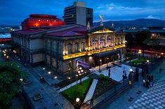 Costa Rica Attractions | San Jose Costa Rica City