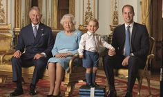 New photos of Royal Family released ahead of Queen's 90th birthday – Royal Central
