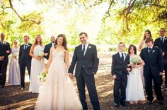 Vineyard Rustic Chic Wedding