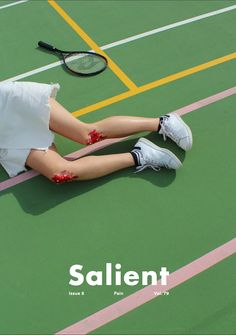 Salient – the pain issue - glitter paint
