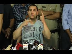 Aamir Khan's 50th birthday EXCLUSIVE and UNCUT press conference - 3.