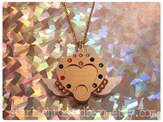 MEDIUM Sailor Moon Eternal Moon Article Necklace by StarlightDecoDream, $55.00