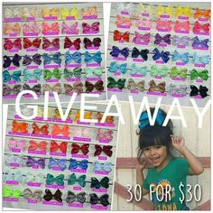 BargainBows.com Hair Bows Giveaway – Ends July 31st #sweepstakes https://www.goldengoosegiveaways.com/bargainbows-com-hair-bows-giveaway-ends-july-31st?utm_content=buffer9b82d&utm_medium=social&utm_source=pinterest.com&utm_campaign=buffer