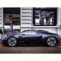 Luxury automobile - picture
