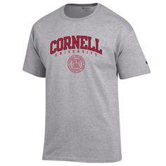 98735150 Tee Arched Cornell Emblem. University Of ScrantonCornell UniversityTee  ShirtsT ...