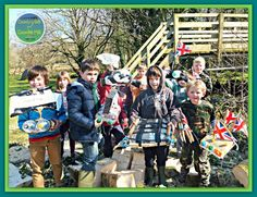 Ready to Race Rafts at Coombe Mill http://www.coombemill.com/blog/post/2013/04/12/Country-Kids-from-Coombe-Mill.aspx