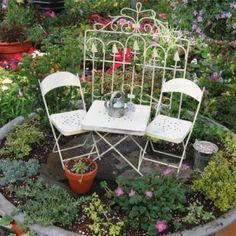 Mini-kert a nagy kertben