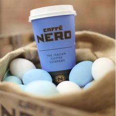 Our Caffe Nero cup at Easter