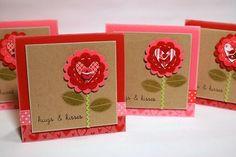 Free Felt Patterns and Tutorials: Free Felt Inspiration > Valentine Embellishments