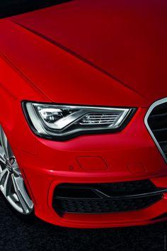 "Welcome to the red vroom. Audi Sportback S line. Fifty Shades of Grey. The ""submissive special"" Audi A3 Sportback, Audi Lamborghini, Bugatti, Ferrari, Big Girl Toys, Classy Cars, Audi Rs, Automotive Design, My Ride"