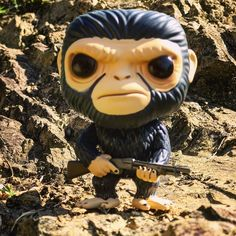 War for the Planet of the Apes is a 2017 American science fiction action directed by Matt Reeves and written by Mark Bomback and… Matt Reeves, Planet Of The Apes, Action Film, Science Fiction, Lion Sculpture, War, Statue, American, Fictional Characters