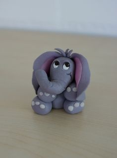 Marzipan Elephant