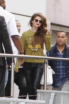 Casual Celebrity Style