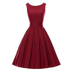 Shop OOFIT Vintage Dresses for Prom Wedding Cocktail Evening Party. Vintage Red Dress, Vintage Dresses, Semi Formal Dresses, Evening Party, Swing Dress, Rockabilly, Prom Dresses, Inspiration, Outfits