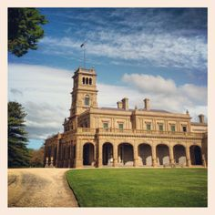 A lovely place for a wedding in the Western Suburbs.