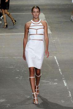Alexander Wang S/S '13: Fashionising.com