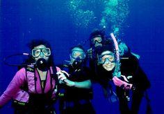 Disabled scuba diving! https://www.hsascuba.com
