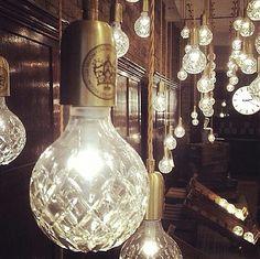 cut crystal pendants light - Google Search
