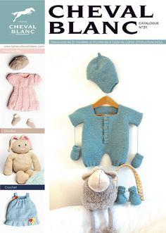 Imprimé instructions-garter stitch chapeau de trappeur motif tricot