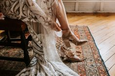 Gallery - A Terracotta and Copper Bohemian Wedding Inspiration Beige Lace Dresses, Black Tulips, Bohemian Wedding Inspiration, Bridal Boutique, Hair Designs, Unique Weddings, Her Style, Terracotta, Earthy