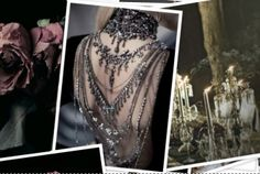 A decadent outdoor dinner by flickering candelight under the stars, a dancefloor lit with clusters of vintage chandelies suspended from trees. Wedding Theme Inspiration, Wedding Themes, Wedding Styles, Style Inspiration, Wedding Ideas, Wedding Mood Board, Color Themes, Got Married, Wedding Photography