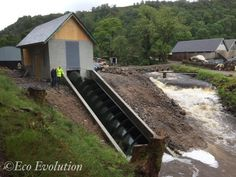 Hydropower at Ardtornish Estate in the Scottish Highlands