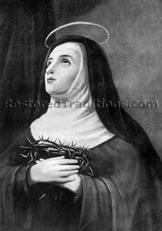 Saint Teresa Of Avila   Title: Saint Teresa of Avila