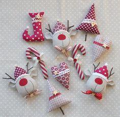 @decori natalizi, feltro e pannolenci, cucito creativo
