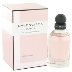 Balenciaga Paris L'eau Rose By Balenciaga Eau De Toilette Spray 2.5 Oz