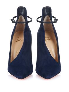 Vampydoly suede pumps | Christian Louboutin | MATCHESFASHION.COM UK