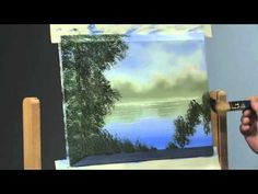 Paint-Along: How to Paint Deciduous Trees in Oils, Part 3