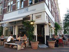 Bocconi | Amsterdam - Spaarndammerstraat 17, Westerpark | via yllb Italiaan met veel glutenvrije opties
