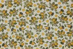 Florentine Print Small Lemons