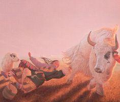 'Fluttering Scent' by Wang Yi Guang