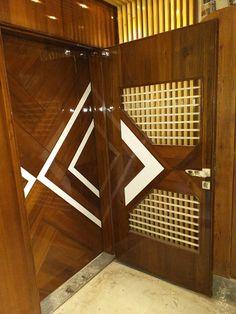 New Main Door Design Modern Decor Ideas Wooden Door Entrance, Doors Interior, Entrance Design, Door Design, Modern Wooden Doors, Wooden Front Doors, Door Glass Design