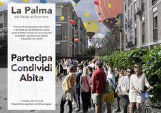 LA PALMA, DAL VICOLO AL QUARTIERE –  CAGLIARI – SABATO 11 OTTOBRE 2014
