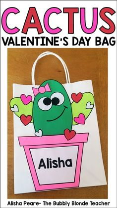 Valentine's Day Bag-