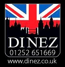 Local taxi company providing local taxi service in Aldershot, Farnborough, Hampshire, England. Dinez Taxis and Airport Transfers