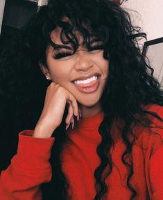 girl, hair, and beauty image Baddie Hairstyles, Curled Hairstyles, Weave Hairstyles, Pretty Hairstyles, Girl Hairstyles, Black Hairstyles, Beautiful Black Girl, Pretty Black Girls, Zendaya