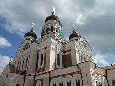 La catedral de Alexander Nevsky. Tallinn