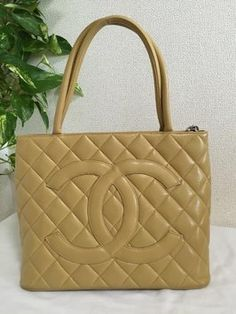 Chanel Tan Tote Bag. Get one of the hottest styles of the season! The Chanel Tan Tote Bag is a top 10 member favorite on Tradesy. Save on yours before they're sold out!