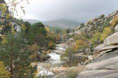 Parque Natural de La Pedriza. Manzanares el Real