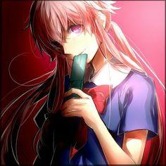 Yuno gasai from future diary! Hello guys so please watch mirrai Nikki or future diary! I highly recommend Art Manga, Manga Anime, Anime Art, Corpse Party, Asuna, Anime Girls, Yuno Mirai Nikki, Mirai Nikki Future Diary, Pikachu