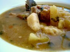 Guyanese Chicken Soup, delicious - Visit Guyana